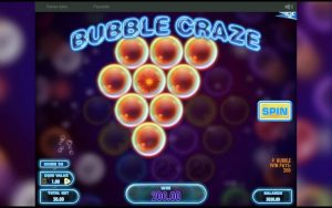 Screenshot image of Bubble Craze slot 200win orange
