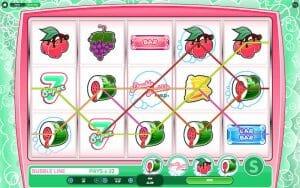 Double Bubble slot screenshot image