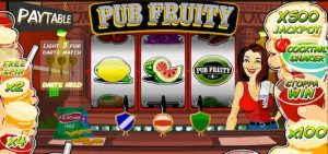 Picture of the Classic Pub fruit machine game