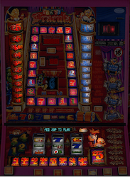 Picture of the Son of Dracula fruit machine game
