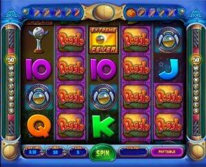 peggle slots bonus game