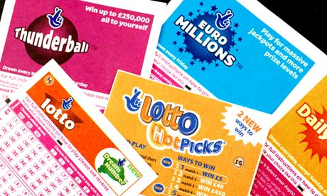 How to play UK Lottery - Get a free tickets to play online. 1