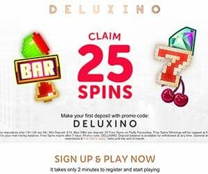 Banner image of Deluxino casino