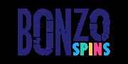 Bonzo Spins casino logo image transparent