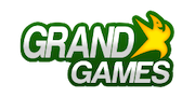 Grand Games logo image transparent