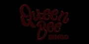 Queen Been Bingo logo image transparent