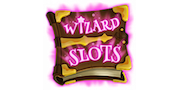 Wizard of Slots logo with transparent background