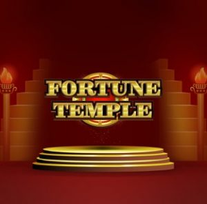 Logo image of Fortune Temple slot