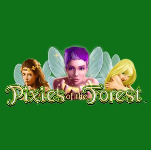 Logo image of Pixies Forest slots