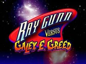 Logo image of Ray Gun slot