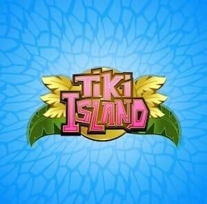 Logo image of tiki Island slot