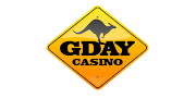 Logo image for GDay Casino