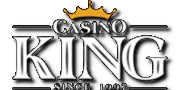 Logo image of the Casino King gaming site