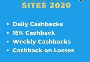 Cashback Sites - Get up to 15% cashback on losses & deposits every day. 4