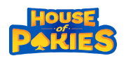Logo image for the House of Pokies casino