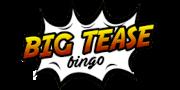 Logo image for Big Tease Bingo