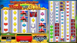Screenshot image of Rainbow Riches Reels of Gold slot