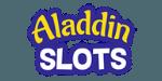 Logo image for Aladdin Slots