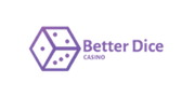 Logo image for the BetterDice casino no deposit bonus