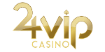 Logo image for 24 VIP Casino